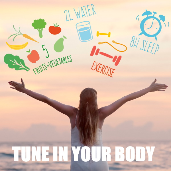 Tune With Your Body