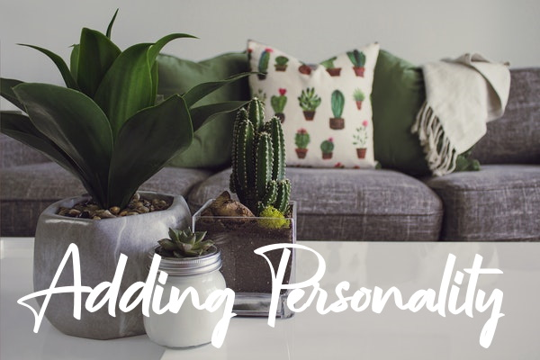 Personality to Your New Home