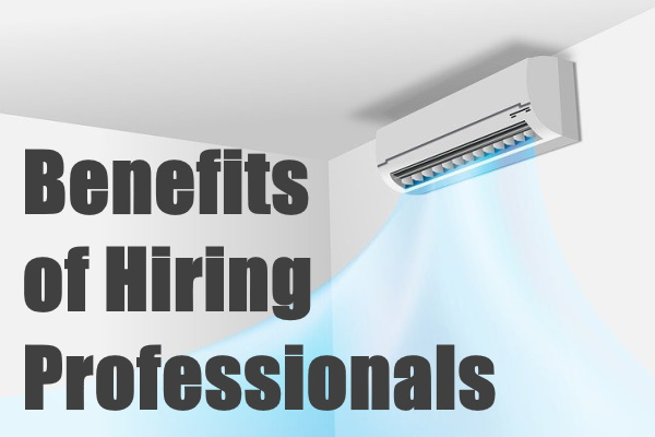 Hiring Professional Air Conditioning Services