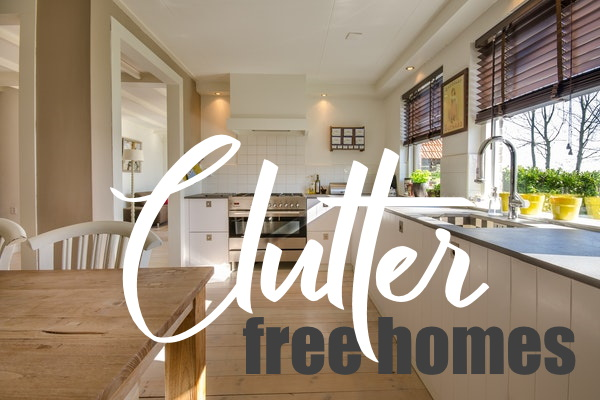 Clutter-Free Homes