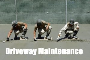 Maintenance Your Paved Driveway