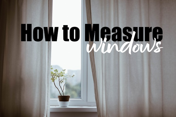 Measuring For Window Replacement