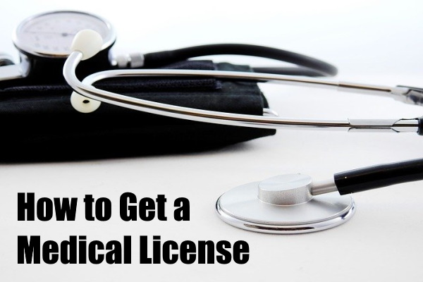 Medical License to Work in the US