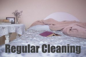 Regularly Cleaning your Mattress