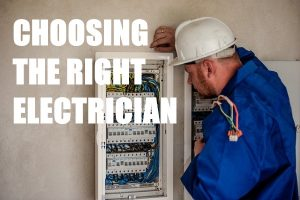 Choose the Right Electrician