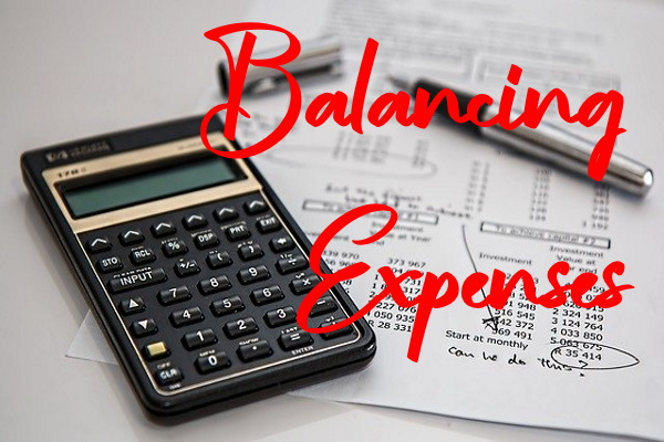 Balance Your Expenses