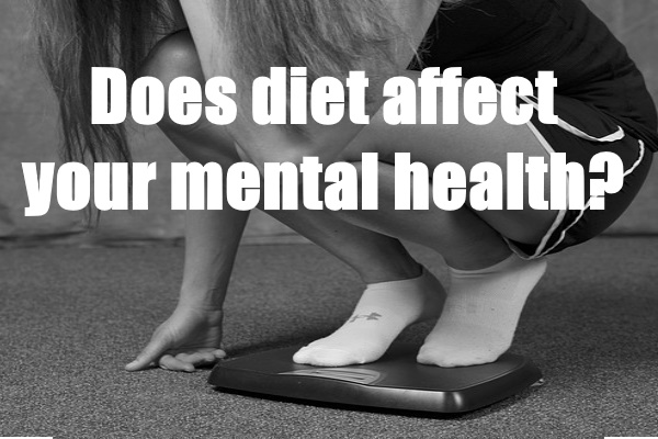 Diet Play a Role in Mental Health