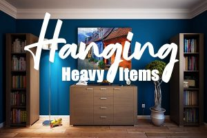 Wall Mount Heavy Items