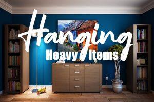 Wall Mount Heavy Items