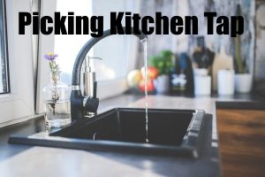 Picking Your Kitchen Tap