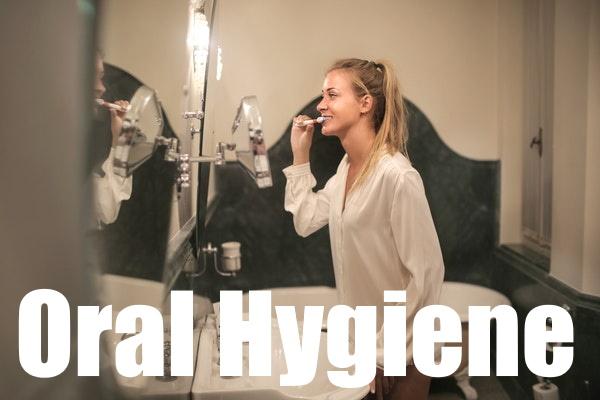 Invest In Oral Hygiene