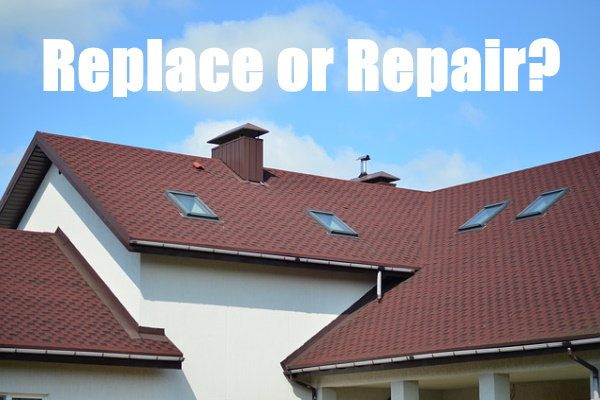 Repair Patch or Replace Your Roofing