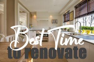 Time for a Kitchen Renovation