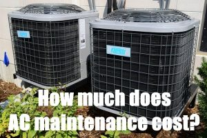 AC Maintenance Cost