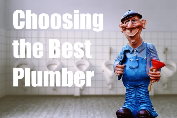 Choose the Right Plumber