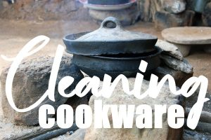 Cookware Faster While Backpacking