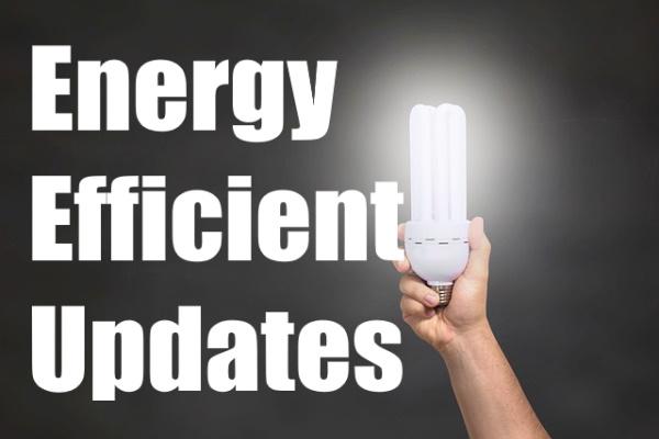 Energy Efficient Updates