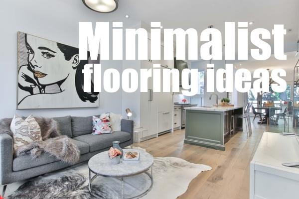 Minimalist Flooring Ideas