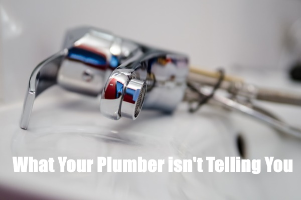 Plumber Doesn't Want You To Know