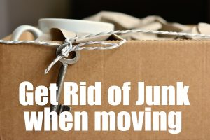 Get Rid of Junk When Moving