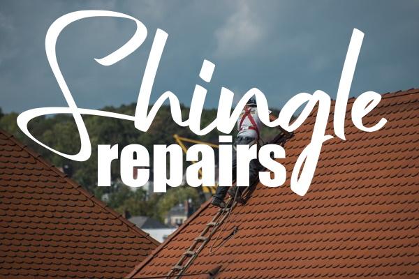 Shingle Repairs