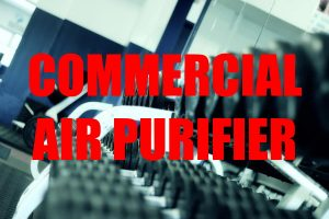 Commercial Gym Air Purifier
