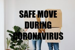 Safe Move During Coronavirus Outbreak