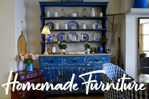 Homemade Furniture