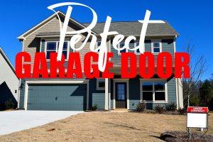 Perfect Contemporary Garage Door