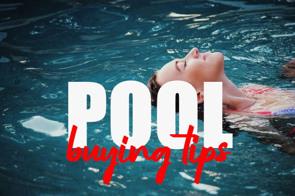 Buying a Pool for Your Backyard