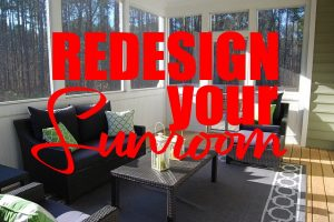 Redesign Your Sunroom