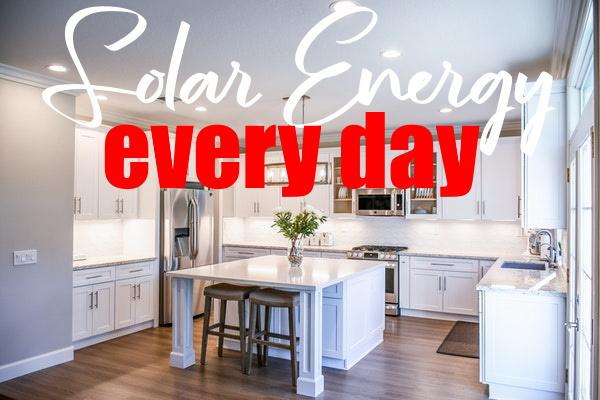 Solar Energy Every Day