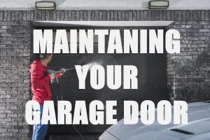 Maintain Your Garage Door During The Coming Winter Season