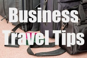 Survival Tips for the Frequent Business Traveler