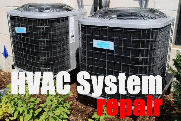HVAC System Needs Repair