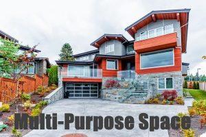 Multi purpose space
