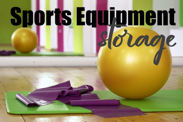 Sports Equipment Storage Solutions