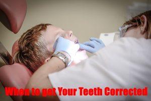 Teeth Corrected