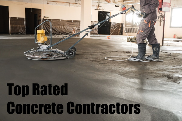 Top Rated Concrete Contractors In New Mexico