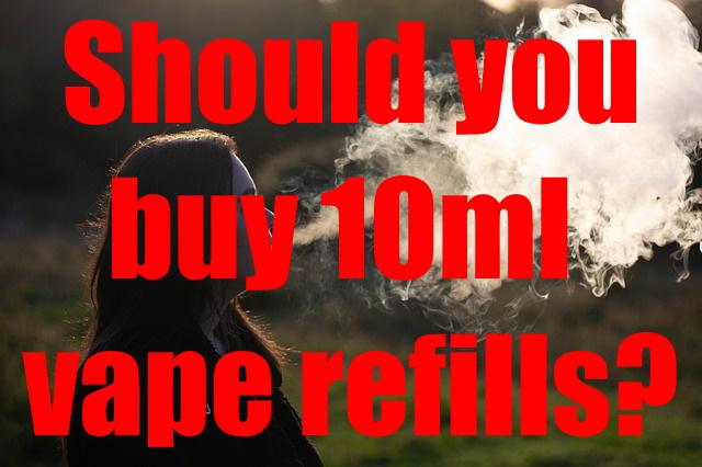 10ml Vape Refills