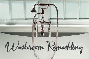 Washroom Remodeling Ideas