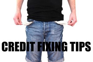 Credit Fixing Tips
