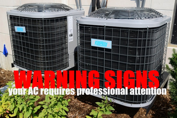 Home AC Requires Professional Attention