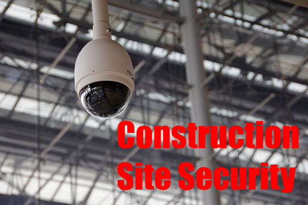 Construction Site Security Plan