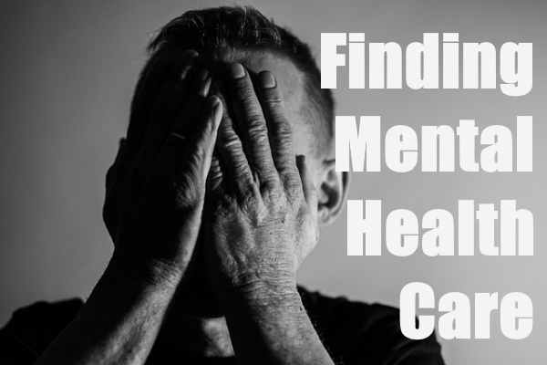 Finding Mental Health Care