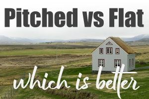 Pitched vs Flat Roof Windows