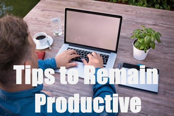 Remain Productive