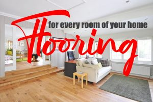 Flooring for Every Room in Your House