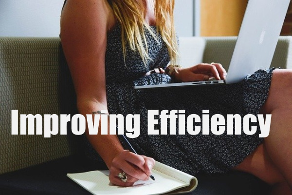 Manufacturing Company's Efficiency
