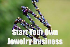 Homemade Jewelry Business